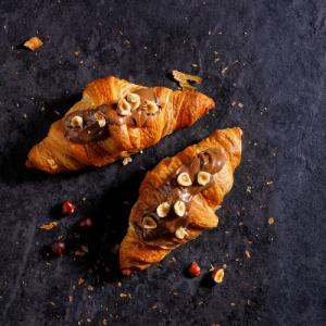 Hush Croissant Banaan Nutella